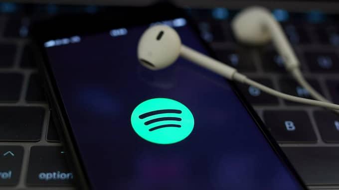Spotify ansöker nu om börsnotering. Foto: HAYOUNG JEON / EPA / TT / EPA TT NYHETSBYRÅN