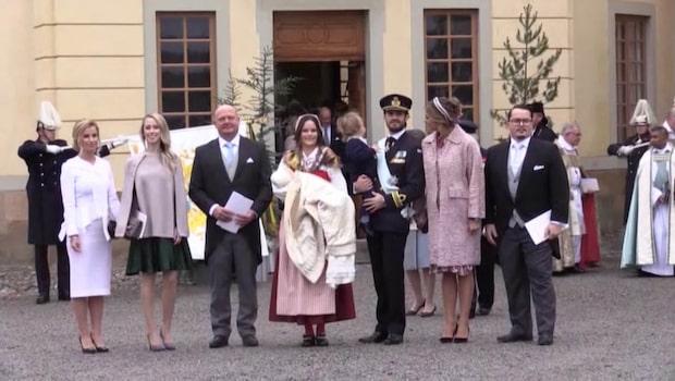 Grattis! Prinsessan Sofia fyller 33 år