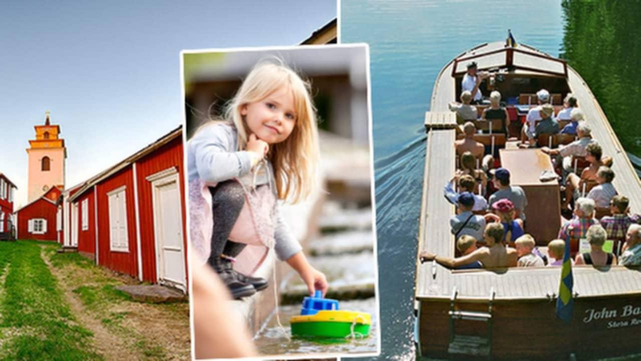 utflyktsmål sverige