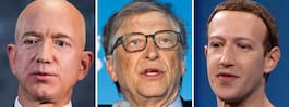 Bill Gates och Jeff Bezos satsar på svenskt företag