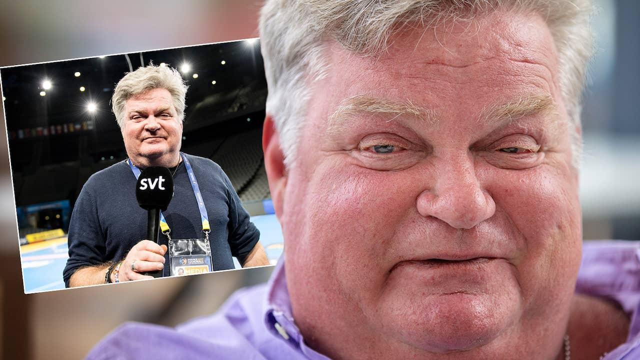 Pelle Nyström tillbaka i tv-rutan – leder Sportspegeln i SVT