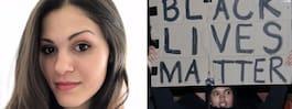 """Laura, 26, ordnar protest:  """"Tänker inte sitta hemma"""""""