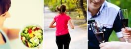 5 hälsovanor som får  dig att leva 14 år längre