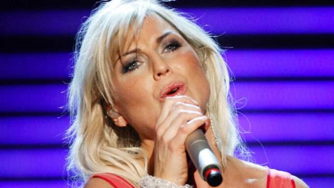 Josefin Nilsson spelade in musik som aldrig hann ges ut. Foto: Christian Örnberg