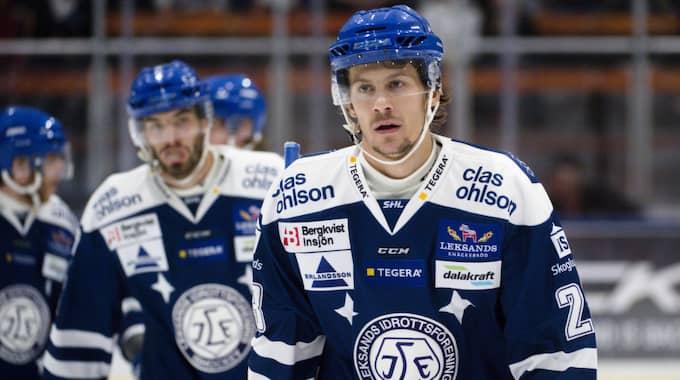Sondre Olden är en av spelarna som lämnar Leksand. Foto: Simon Hastegård / BILDBYRÅN