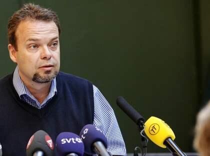 AVGICK. Arbetsmarknadsminister Sven Otto Littorin avgick i onsdags efter att han fått frågor om ett påstått sexköp. Han nekar dock till att ha köpt sex. Foto: Cornelia Nordström