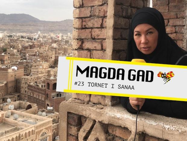 Magda Gad - Tornet i Sanaa