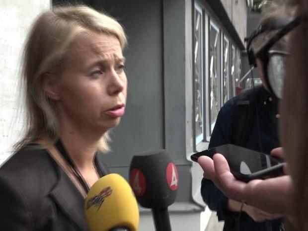 SVT står fast vid beslutet: Tycker det är rätt