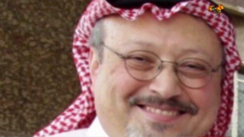 Jamal Khashoggis sista ord: Jag kan inte andas