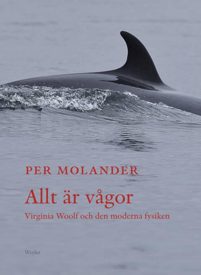ESSÄ PER MOLANDER Allt är vågor. Virginia Woolf och den moderna fysiken Weyler, 213 s.