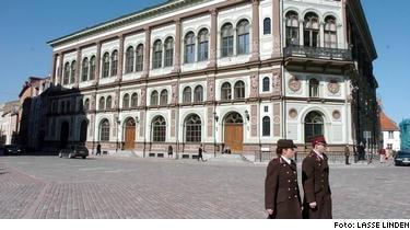 koppla upp Riga