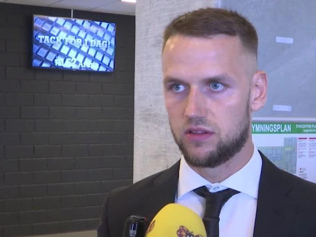 "TV: Milosevic: ""Bajen chockade mig"""