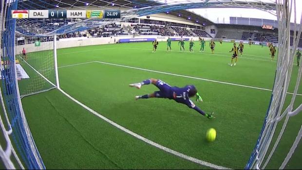 Highlights: Dalkurd-Hammarby
