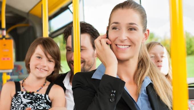 Den nya sorts rkssvenskan kommer bland annat att höras i scouternas telefonväxel. Foto: Shutterstock