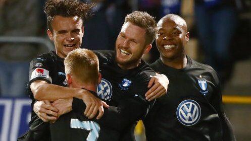 Malmö FF är svenska mästare 2017 efter 3-1 mot Norrköping