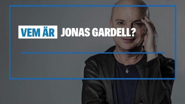 Vem är Jonas Gardell?