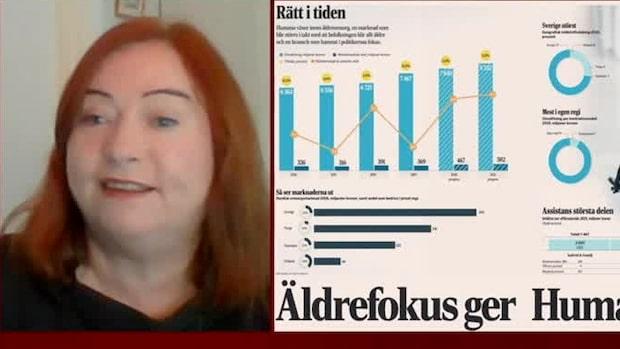 """Jönsson: """"Försiktigt case med god potential"""""""