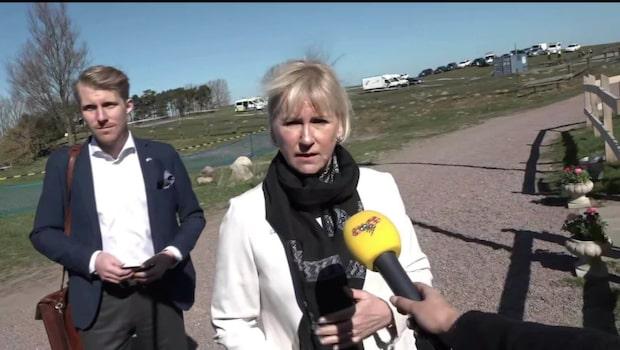 Margot Wallström till FN: Kom ihåg att Dag Hammarskjöld var bergsbestigare
