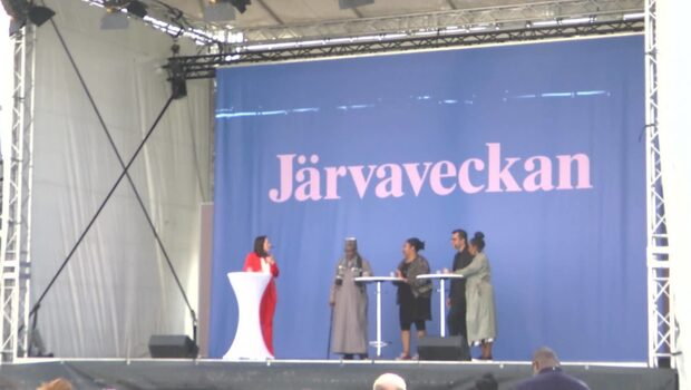 Politikerveckan i Järva fortsätter att växa