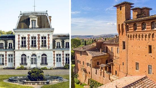 kungliga boenden – hyr ett slott via airbnb   allt om resor
