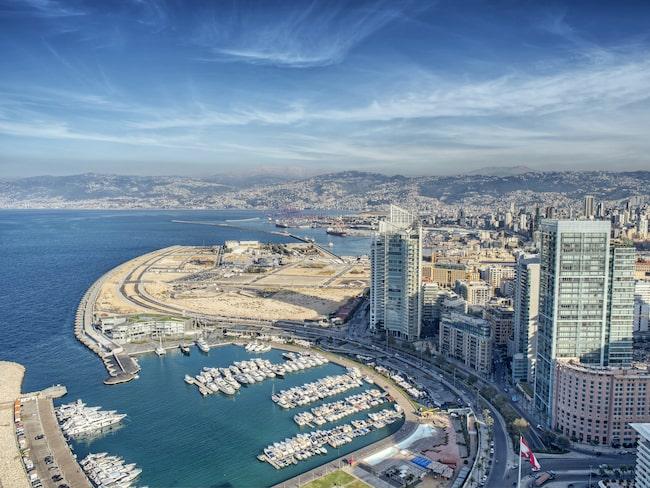 Beirut är huvudstad i Libanon och en av världens äldsta städer.
