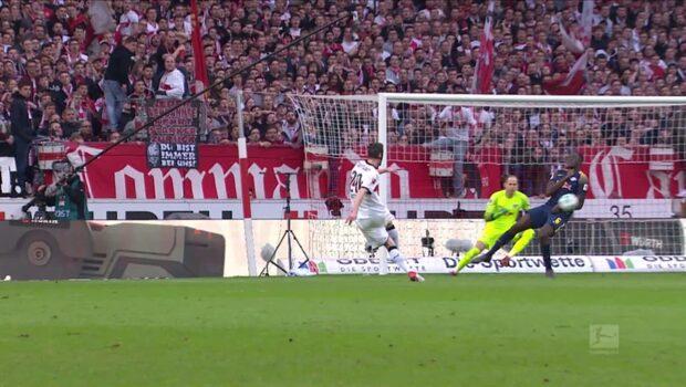Foppa på bänken när Leipzig tappade poäng