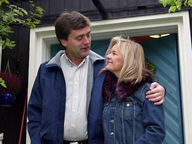 Elisabeth Andreassens svåra tid efter makens död