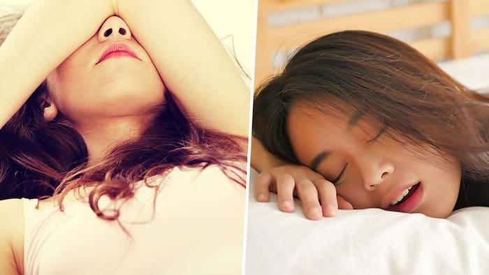 sova för mycket huvudvärk