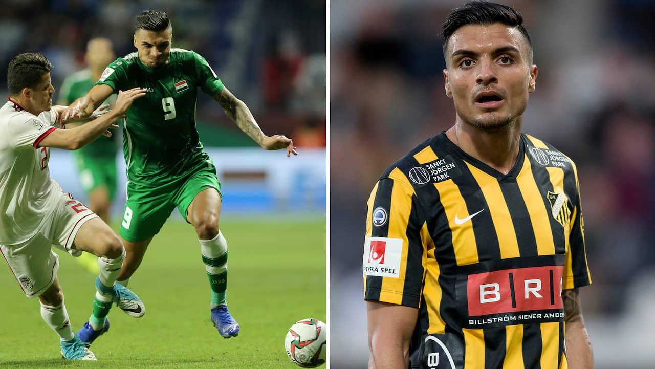 Allsvenskan  Förre AIK-spelaren Ahmed Yasin åter i Häcken 967a95ac21a90