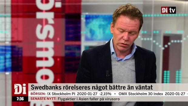Ulf Petersson: Viktig siffra är att utdelningen sänks