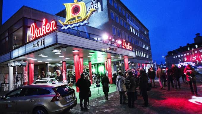 Invigningen av den 34:e Göteborg International Film Festival. Foto: ANDERS YLANDER
