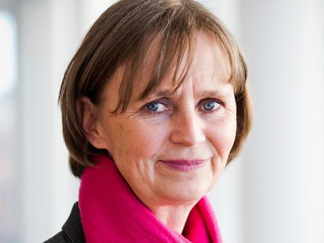 Cecilia Tisell, Konsumentombudsman och Konsumentverkets generaldirektör.
