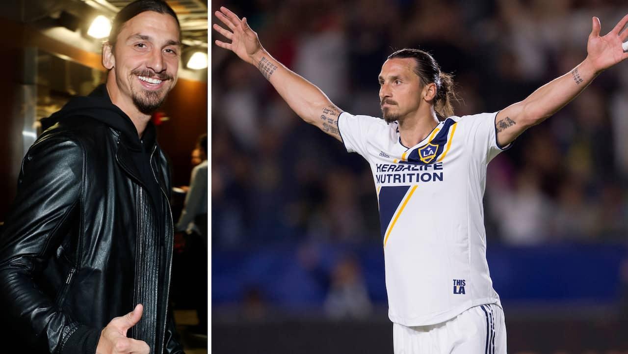 Uppgifter: Zlatan har skrivit på nytt Galaxy-kontrakt – får kraftigt höjd lön