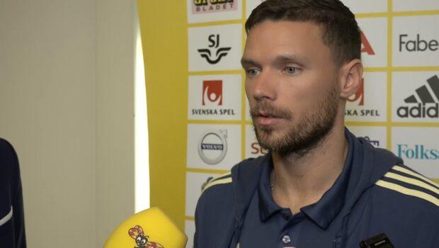 """Marcus Berg om IFK Göteborg: """"Det var läge att göra något"""""""