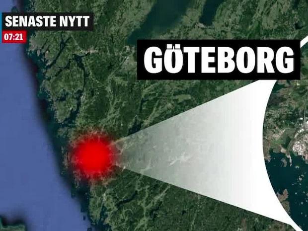 Ung man rånmördad i Göteborg