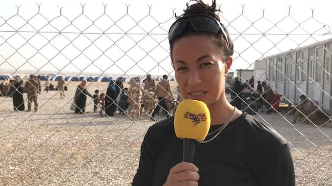 """Expressens Magda Gad berättar om krigets grymheter i """"Sommar i P1"""""""