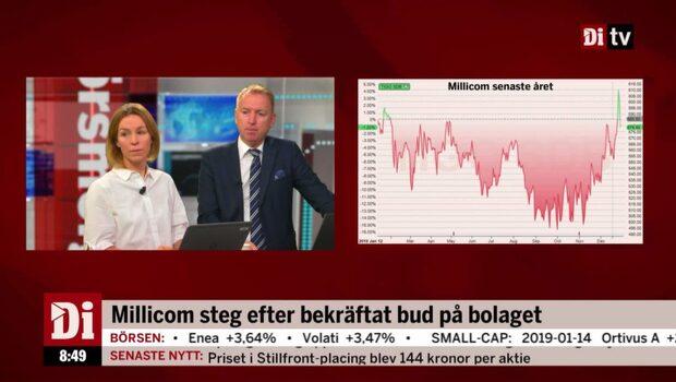 """Bud på Millicom: """"Kinnevik kommer nog att sälja"""""""