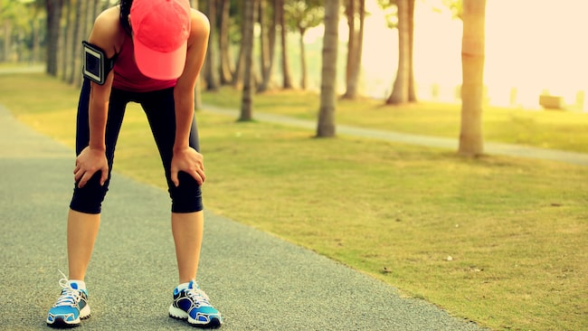 …men kombinationen upprörda känslor och träning kan öka risken för hjärtattack.