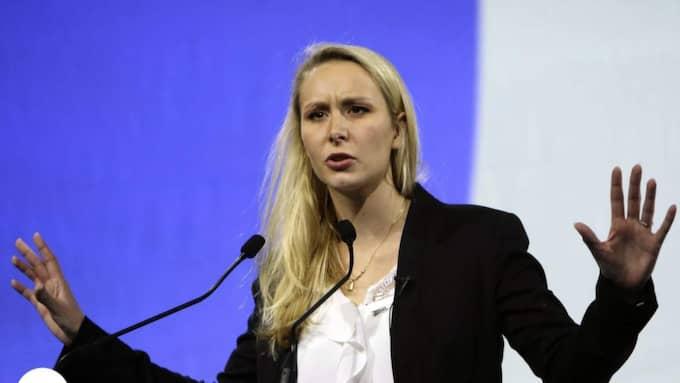 Marion Maréchal-Le Pen. Foto: Claude Paris