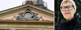 Tua Forsström utsedd till ny  ledamot i Svenska Akademien