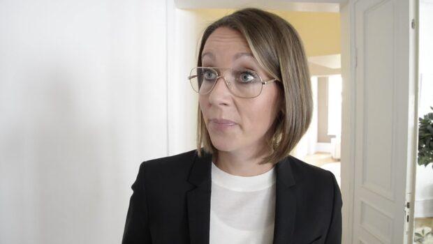 Johanna Möllers advokat Amanda Hikes: Hon känner sig oskyldigt dömd