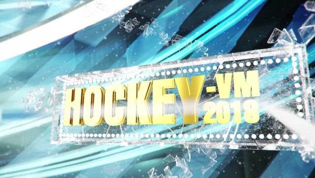 Hockey-VM: Intervjuer dagen efter VM-guldet
