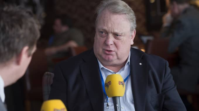 Svenska samhället är sårbart för den typ av attacker som förbereds, säger Mikael Odenberg, generaldirektör för Svenska Kraftnät. Foto: Sven Lindwall
