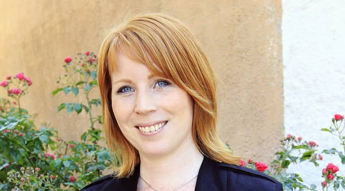 Annie Johansson, centerpartiets ekonomisk-politiske talesman. Foto: Cornelia Nordström