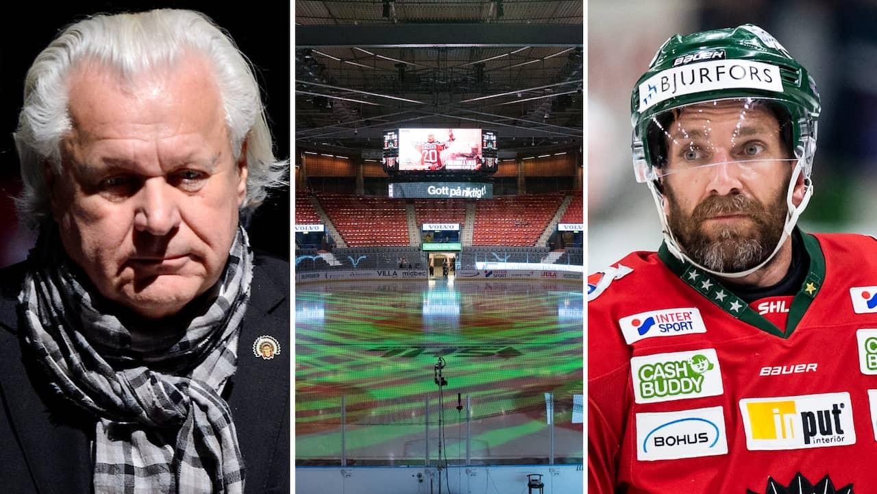 """Hotet mot Frölundas SHL-premiär: """"Olustigt"""""""
