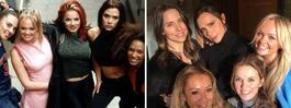 Glädjebeskedet: Då  återförenas Spice Girls