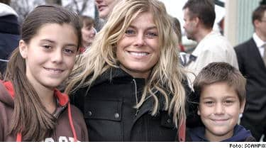 pernilla wahlgrens dotter