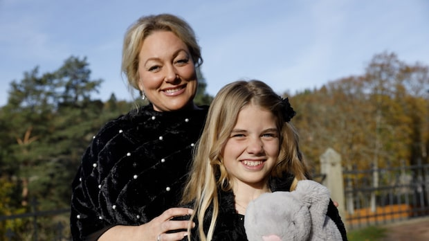 Frank Anderssons dotter Montana ska hålla tal på sin pappas begravning