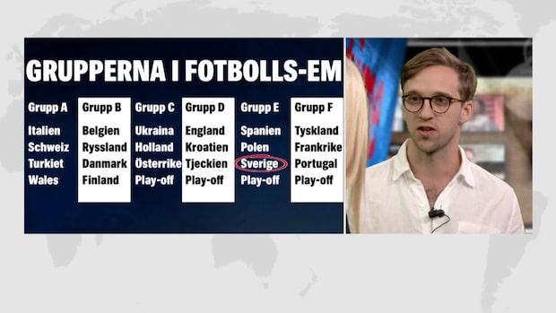 "Noa Bachner om EM-gruppen: ""Sverige går vidare"""