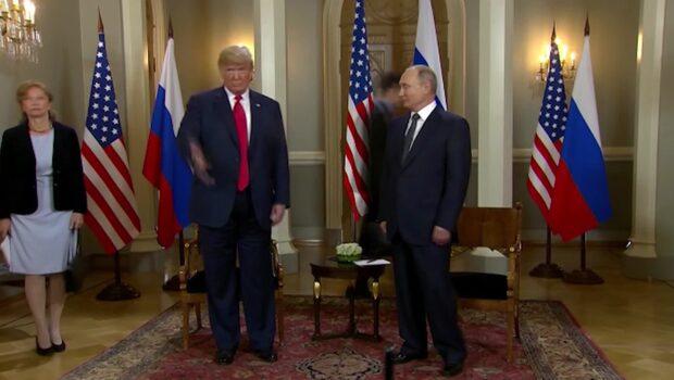 Trumps oväntade besked – efter hårda kritiken